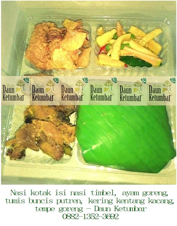 Catering nasi kotak di Jakarta Barat
