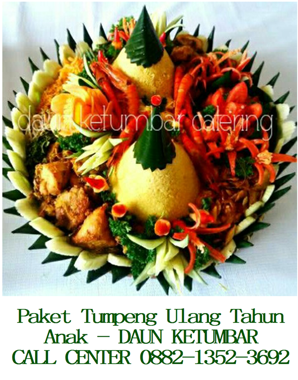 Nasi kuning murah Jakarta Utara