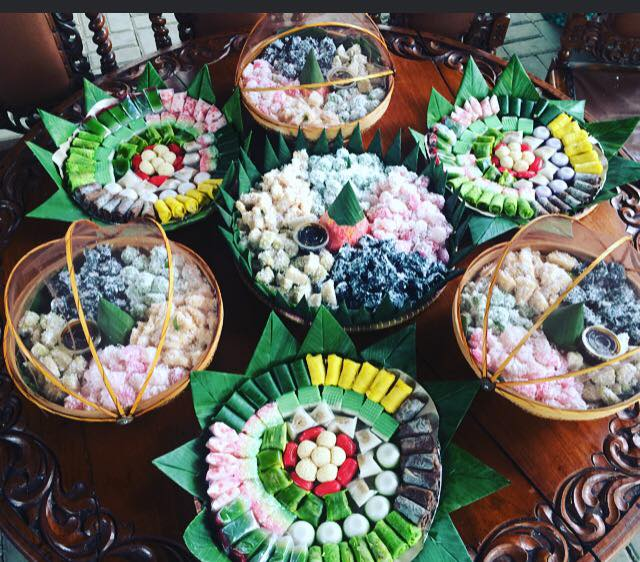 Kue Tampahan Tradisional Jakarta Pusat