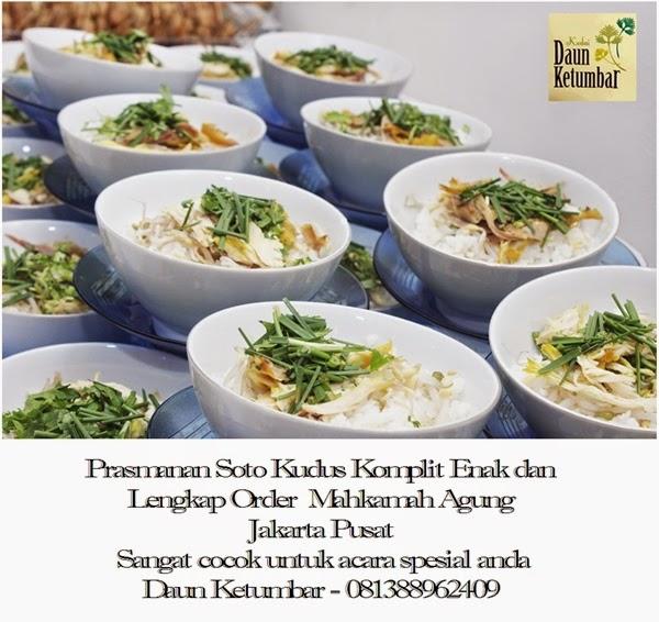Daun Ketumbar Catering Jagonya Masakan Tradisional Indonesia