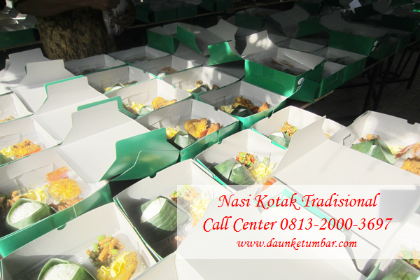 Cara memilih nasi kotak terpercaya di Jakarta