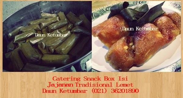 Catering snack kotak di Sudriman
