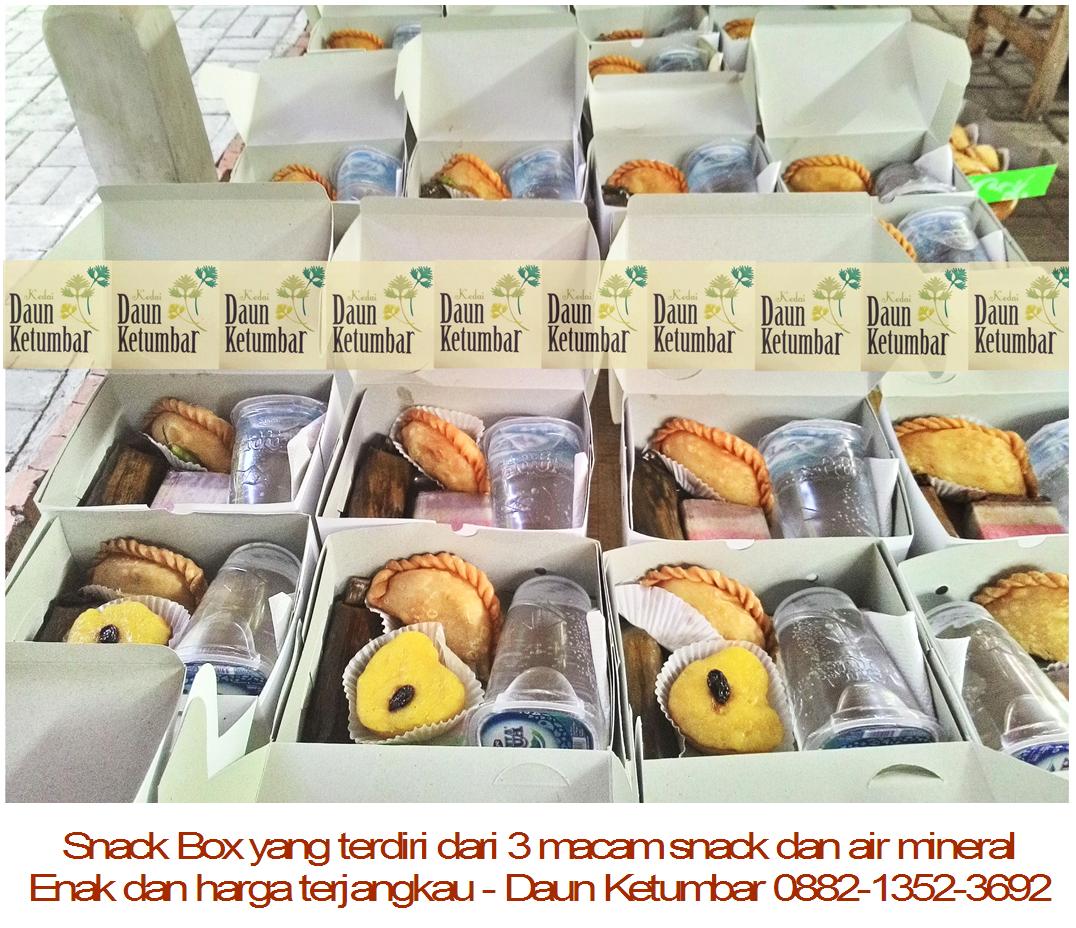 Aneka snack box laris Jakarta
