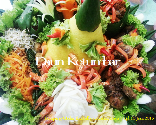 Nasi kuning Jakarta Timur
