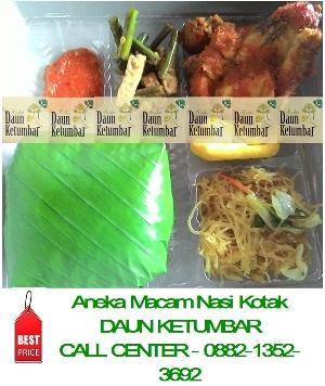 Catering lunch box murah di Jakarta Utara