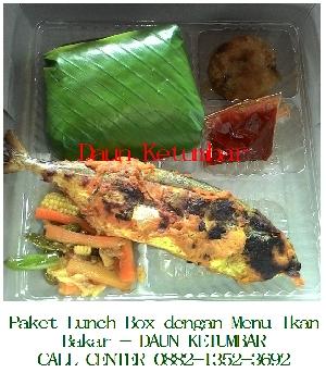 Lunch box murah Jakarta Barat