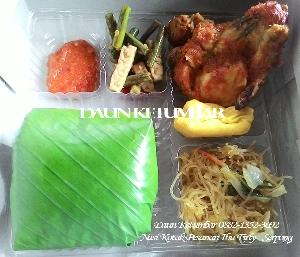 Nasi kotak Jakarta Barat