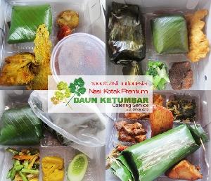 Lunch box murah dan enak Jakarta Pusat
