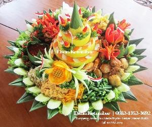 Catering nasi kuning Jakarta Pusat