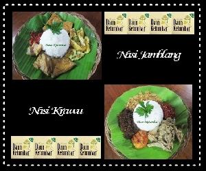 Nasi Jamblang Jakarta Pusat