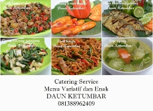 Catering Service Terbaik di Jakarta Pusat