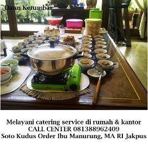Jasa catering service di Jakarta