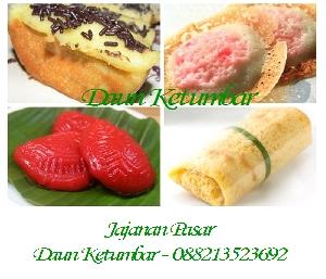 Aneka Kue Tradisional dan Nasi Kotak Tradisional Jakarta