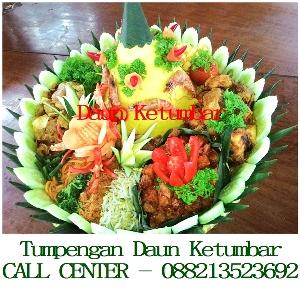 Nasi kuning Jakarta Selatan