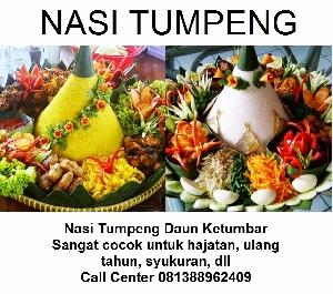 Nasi Tumpeng Enak dan Murah di Jakarta