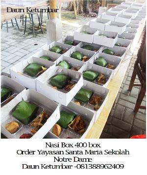 Lunch box murah di Jakarta Pusat