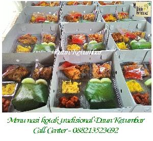 Lunch box murah Jakarta Selatan