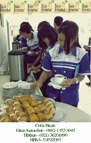 Catering coffee break di Jakarta