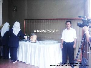 Meja prasmanan Jakarta Utara