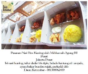 Nasi box Jakarta Selatan
