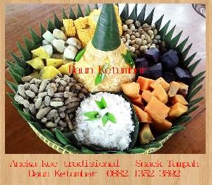 Snack tampahan Jakarta