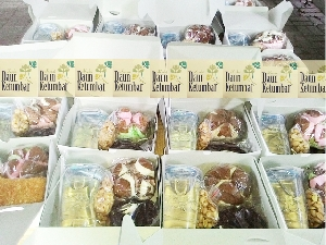 Kue basah komplit Jakarta Pusat terlengkap