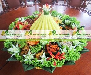 Kreasi Nasi Tumpeng Cantik Jakarta Utara