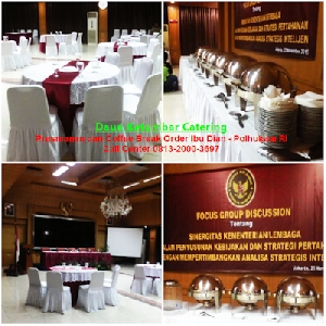 Harga catering prasmanan Jakarta Pusat