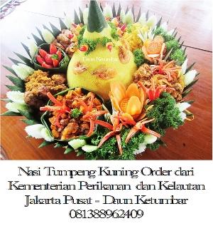 Nasi tumpeng murah di Jakarta