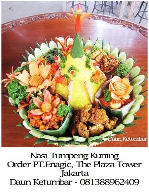 Catering nasi tumpeng di Jakarta
