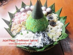Kue Tradisional Jakarta Utara