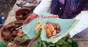 Masakan Tradisional Indonesia