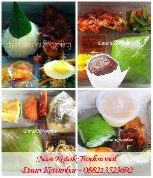 Nasi kotak ultah anak Jakarta Timur