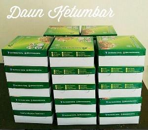 Nasi kotak buka puasa Jakarta
