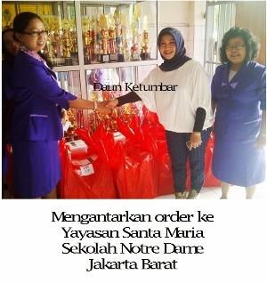 Pesanan nasi kotak di Jakarta