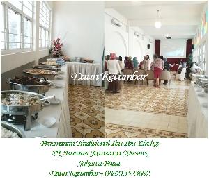 Prasmanan Tradisional PT Asuransi Jiwasraya (Persero)