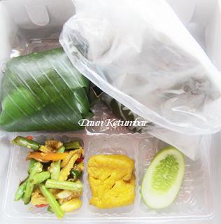 Paket Nasi Timbel Garang Asem