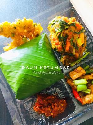 Paket Ayam Woku