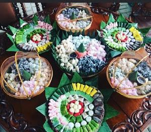 Aneka Snack Keranjang